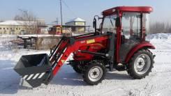 Dongfeng DF244. Новый мини-трактор (4WD, 25лс, 2017год)