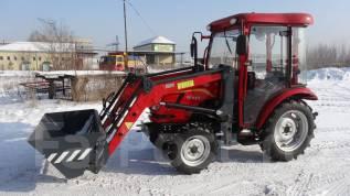 Dongfeng DF244. Новый мини-трактор (4WD, 25лс, 2017год), 25 л.с. (18,4 кВт)