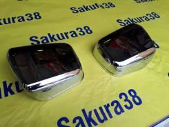 Накладка на зеркало. Toyota Harrier, MCU10W, MCU15W, SXU10W, SXU15W Двигатели: 1MZFE, 5SFE