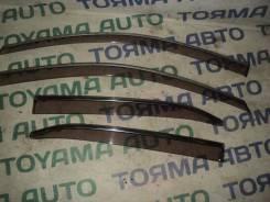 Дефлекторы и ветровики. Toyota Camry, ACV40