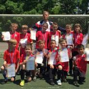Футбол для детей 4-7 лет, 8-12 лет