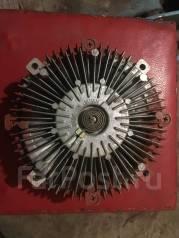 Вискомуфта. Mitsubishi Pajero, V83W, V80, V93W Двигатель 6G72