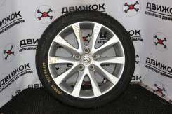 Dunlop Direzza DZ101. Летние, 2012 год, износ: 5%, 4 шт