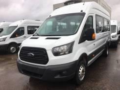 Ford Transit Shuttle Bus. Продается из наличия микроавтобус 19+3 SVO, 2 200 куб. см., 19 мест