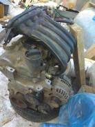 Двигатель в сборе. Nissan Note, E11, NE11, E11E HR15DE