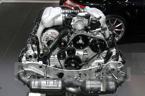 Двигатели для Porsche Cayenne, Macan, Panamera.