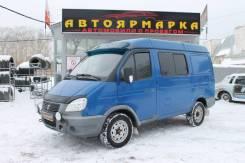 ГАЗ Соболь. 2752, 2 900 куб. см., до 3 т