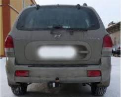 Фаркоп. Hyundai Santa Fe Classic, SM Двигатели: 20VMMOTORICRDI, G6BA. Под заказ