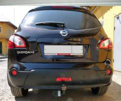 Фаркоп. Nissan Qashqai, J10, J11 Двигатели: H5FT, HR16DE, MR20DD, MR20DE, R9M. Под заказ