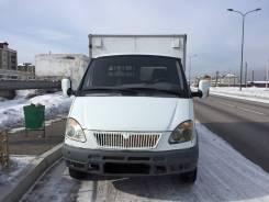 ГАЗ 3202. Продаётся термобутка хлебовозка, 2 700 куб. см., 1 500 кг.