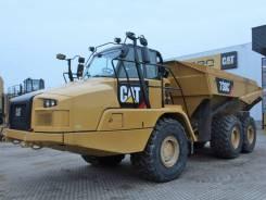 Caterpillar 730C. Думпер CAT 730C, 2014 г., 17.5 м3, из Европы, 3 000куб. см., 29 998кг., 6x6. Под заказ