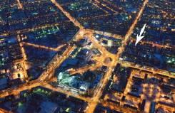 Пл. Маркса, уникальный вариант. Улица Блюхера, 6, р-н Ленинский, 42,0кв.м., цена указана за все помещение в месяц