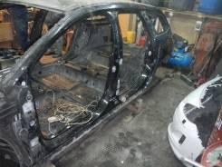 Стойка кузова центральная левая Citroen C5
