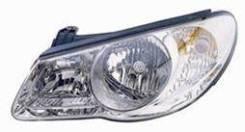 Фара левая п/корректор, Hyundai (Хендэ)-Элантра, 221-1143l-ld-em 2211143lldem921012H010