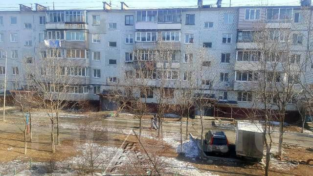1-комнатная, улица Леонова 33. Эгершельд, агентство, 33 кв.м.