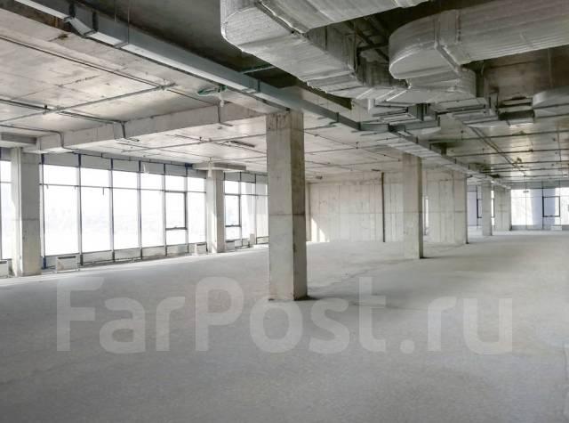 Продаётся этаж в центре города – первая линия во Владивостоке. Улица Светланская 90, р-н Центр, 1 217кв.м. Интерьер