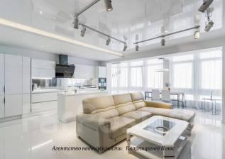 3-комнатная, улица Леонова 66. Эгершельд, агентство, 123 кв.м. Интерьер