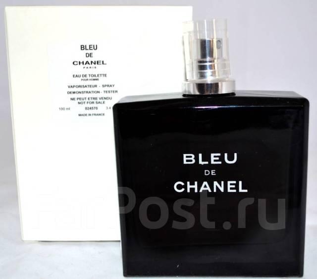 тестер Chanel Blue De Chanel Eau De Toilette 100ml парфюмерия во