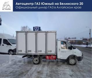 ГАЗ 33025. Хлебный фургон, 2 800 куб. см., 1 500 кг.