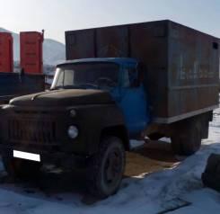 ГАЗ 53. автолавка, 3 000куб. см., 3 000кг.
