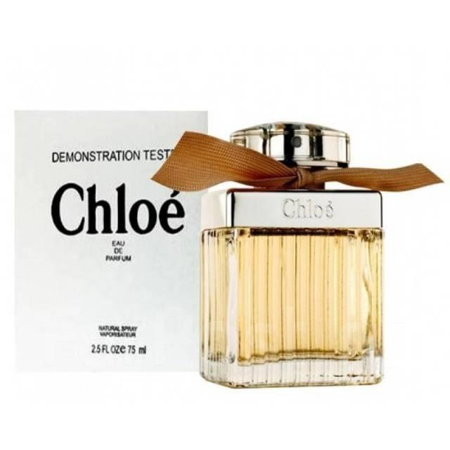 тестер Chloe Chloe Eau De Parfum 75ml парфюмерия во владивостоке