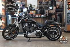 Harley-Davidson Breakout FXSB. 1 870куб. см., исправен, птс, без пробега