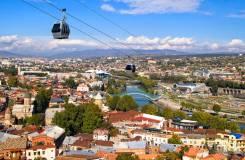 Грузия. Тбилиси. Экскурсионный тур. Грузия - весенний тур
