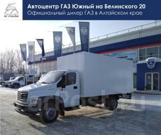 ГАЗ ГАЗон Next C41R33. Газон Некст, 4 400 куб. см., 5 000 кг.