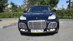 Porsche Cayenne. автомат, 4wd, 4.5 (450 л.с.), бензин, 105 тыс. км