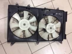 Вентилятор охлаждения радиатора. Mazda CX-7