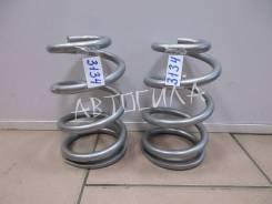 Пружина подвески задняя C4T26052H усиленная, цена за штуку, продажа парой, OBK Япония (3134) серая