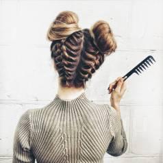 Обучение косам!