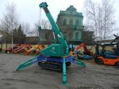 Амкодор 702. Мини кран паук, 3 000 кг., 12 м.