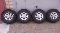 Колеса Mickey Thompson Baja Belted HP 35 x 12.50-16 LT. 7.0x16 6x139.70 ET25 ЦО 108,0 мм.