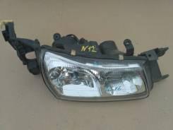 Фара. Nissan Liberty, PM12, PNM12, PNW12, RM12, RNM12