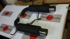 Глушитель. Subaru Legacy, BL5