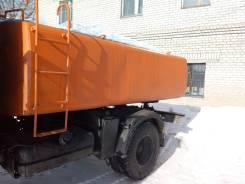 Коммаш. Ёмкость для коммунальной машины Зил, 6 000куб. см.