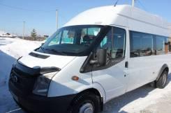 Ford Transit 222700. Продаю автобус, 2 200 куб. см., 17 мест