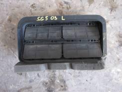 Решетка вентиляционная. Subaru Forester, SG5 Subaru Legacy, BH5, BH9, BHC, BHE Двигатели: EJ205, EJ201, EJ202, EJ204, EJ206, EJ208, EJ254, EZ30D, EJ20