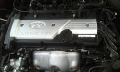 Двигатель в сборе. Hyundai Accent, LC2, LC Двигатели: G4ECG, G4EB, G4EK