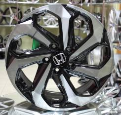 "Honda. 7.5x17"", 5x114.30, ET55, ЦО 64,1мм."