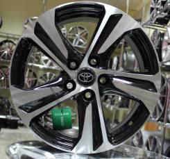 Toyota. 7.0x17, 5x114.30, ET40, ЦО 60,1мм.