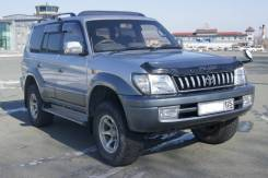Toyota Land Cruiser Prado. автомат, 4wd, 3.0, дизель