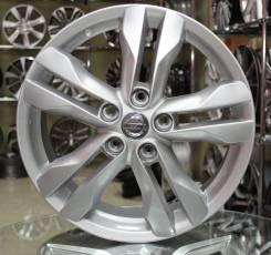 """Nissan. 7.0x17"""", 5x114.30, ET45, ЦО 66,4мм."""