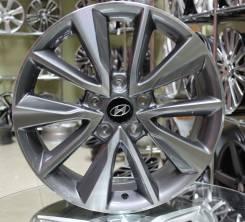 "Hyundai. 7.0x17"", 5x114.30, ET52, ЦО 67,1мм."