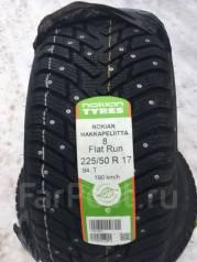 Nokian Hakkapeliitta 8. Зимние, шипованные, 2017 год, без износа, 1 шт