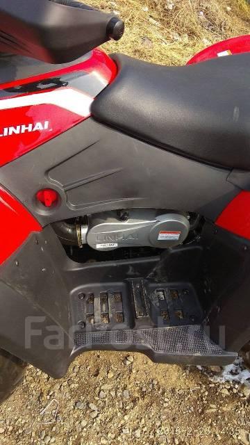 Linhai-Yamaha. исправен, без птс, без пробега