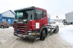 Scania P340. Седельный тягач 2004 г., 12 000 куб. см., 10 т и больше