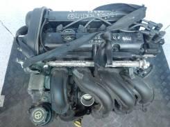 Двигатель (ДВС) 1.6i 16v 100лс HWDA Ford Focus 2