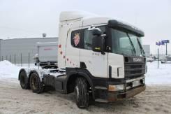 Scania P380. Седельный тягач 6х4, 12 000 куб. см., 10 т и больше